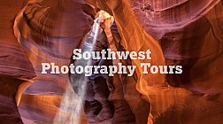 Slot Canyon Southwest Photography Tours