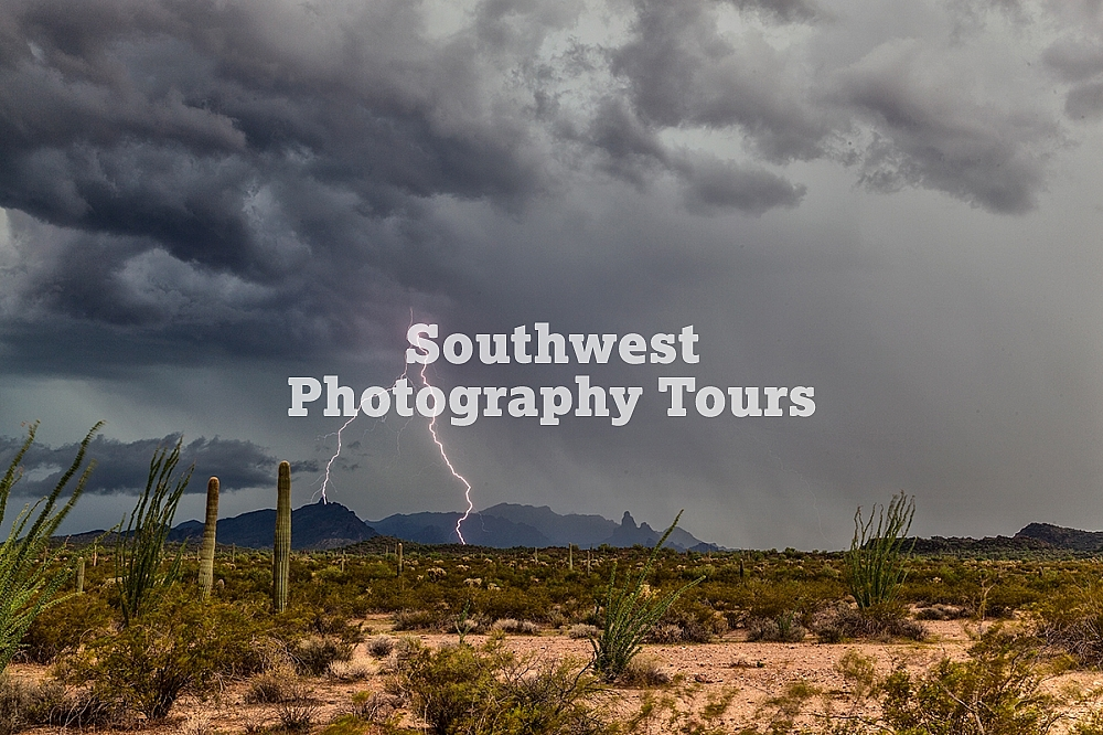 Desert Thunder Southwest Photography Tours