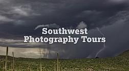 Saguaro Lightning Strikes