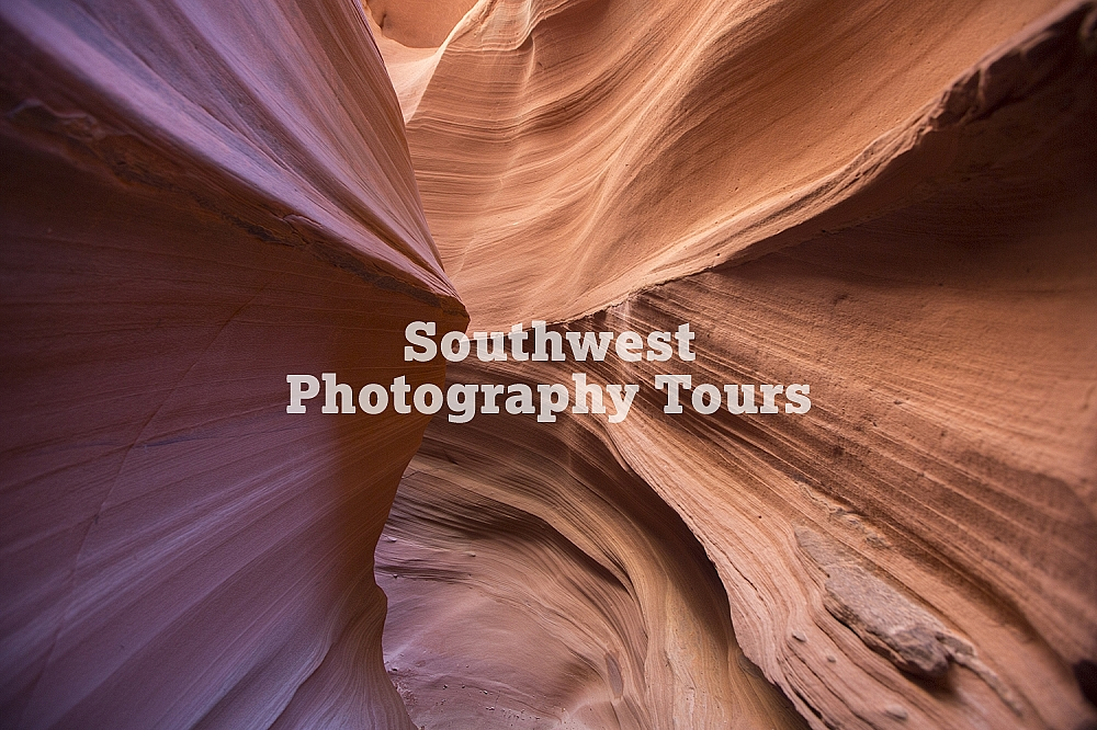 High Spur slot canyon