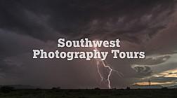 Southeast Arizona lightning