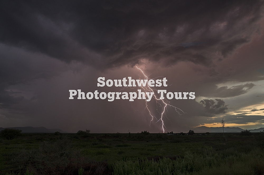 Southeast Arizona lightning