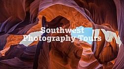 Slot Canyon Southwest Photography Tours